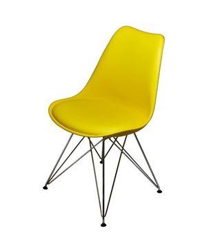 כסא E-Soft - צהוב