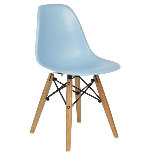 כסא איימס לילדים - תכלת