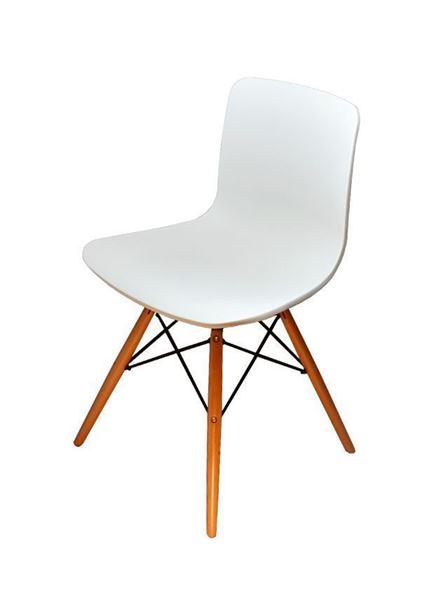 כסא Eflow לבן