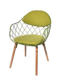 כסא רשת ירוק