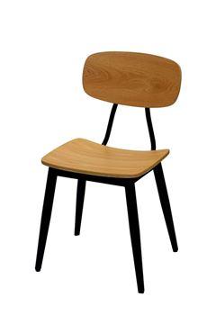 כסא Nordic K גוון אלון