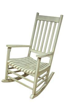 כסא נדנדה וינה שמנת